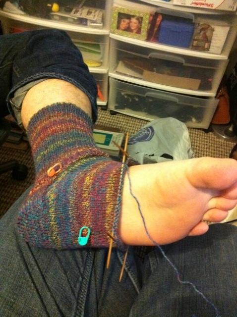 In progress: Sock Update