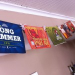How-to: Beer Bunting!