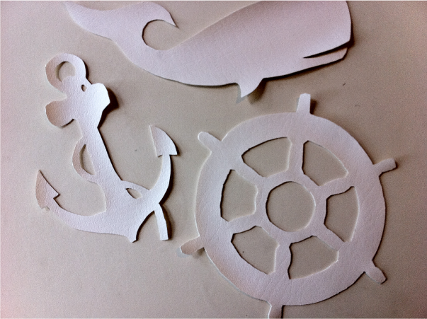 How-to: Stencil and Cut Vinyl