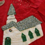 My Family's Crafts: Felt Tree Skirt