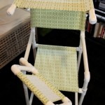 How-to: PVC Outdoor Chair with Laptop Desk