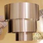 How-to: Aluminum Tiered Pendant Light Fixture