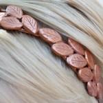 How-to: Bronze Laurel Headband