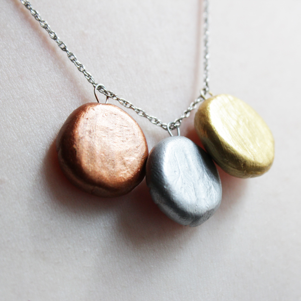 How-to: Olympic Medals Necklace