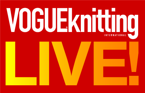 Vogue Knitting LIVE in Chicago - Ticket Giveaway | HandsOccupied.com