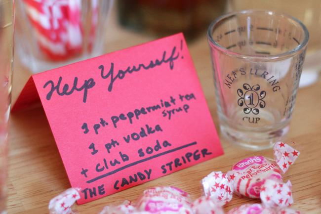 Peppermint Party | HandsOccupied.com
