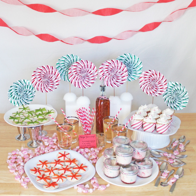 Peppermint Party | HandsOccupied.com