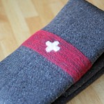 How-to: DIY Wool Swiss Army Blanket