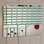 How-to: Home Scheduler Board
