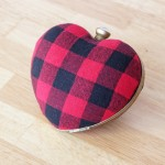 How-to: Punk Rock Valentine's Clutch