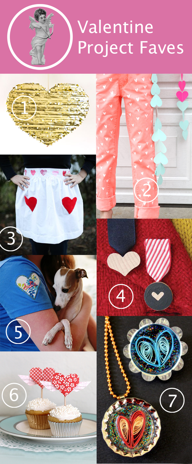 Valentine Project Faves | HandsOccupied.com