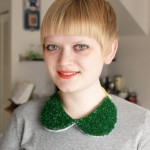 How-to: Astro Turf Peter Pan Collar