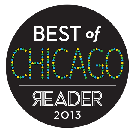 Best of Chicago 2013 logo