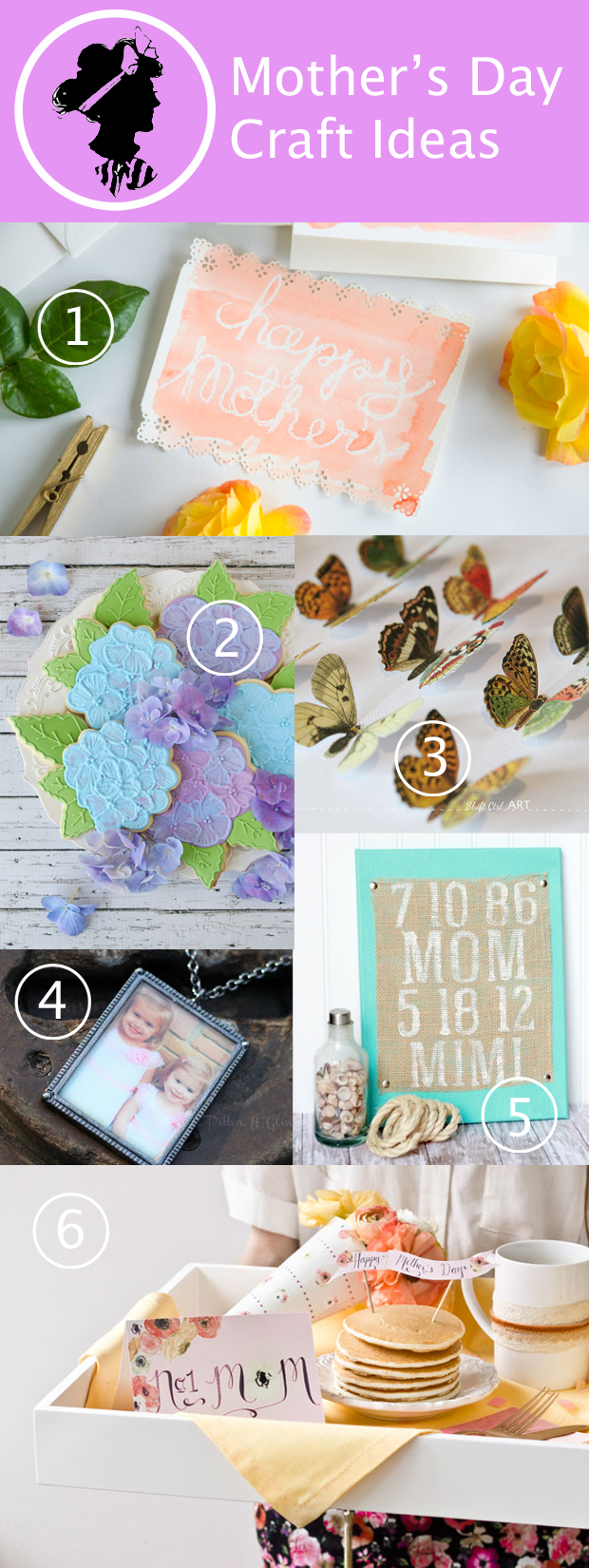 The Best Mother's Day Ideas via HandsOccupied.com