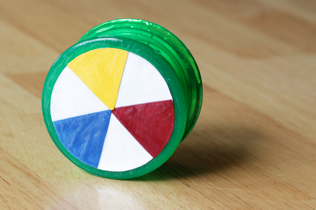 How-to: Optical Illusion Yo-yo