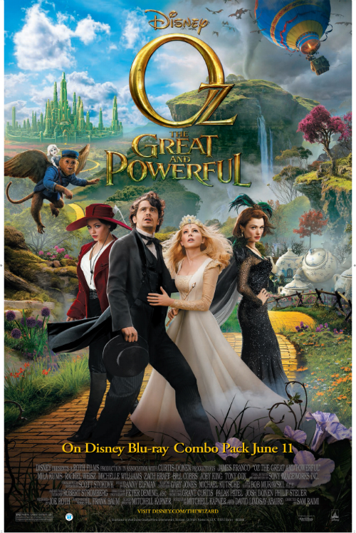 How-to: Oz the Great and Powerful Thaumatrope at HandsOccupied.com