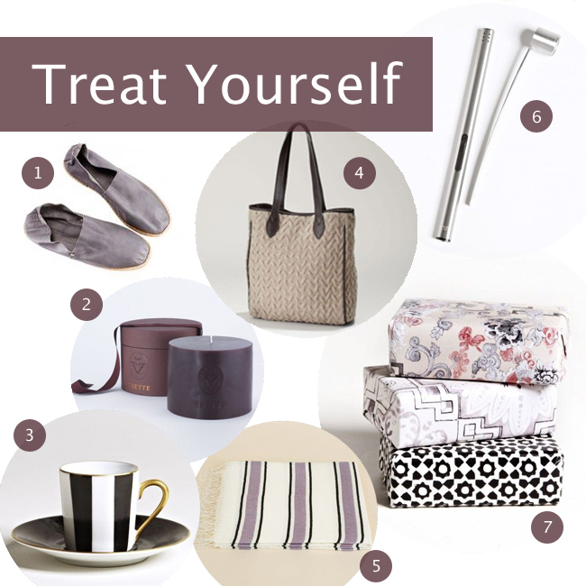 Treat Yourself with Frette | Hands Occupied