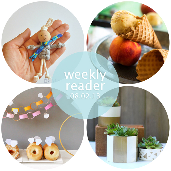 Weekly Reader 08.02.13 | Hands Occupied