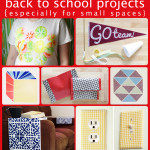 Back to School Project Roundup