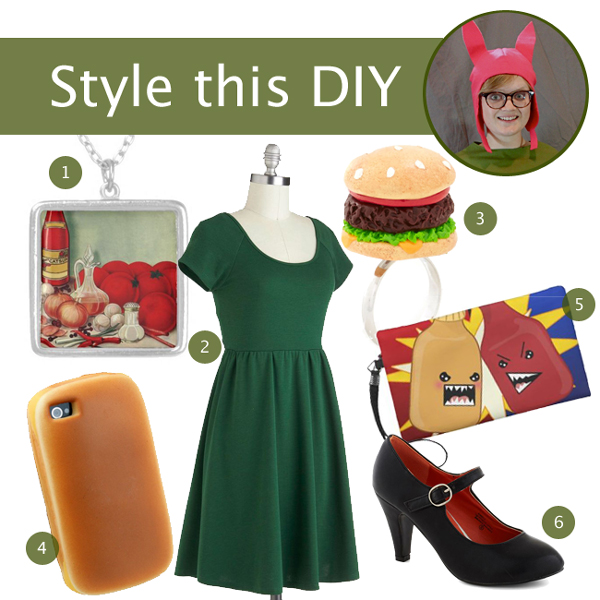 Style this DIY: Louise Belcher Hat - Hands Occupied