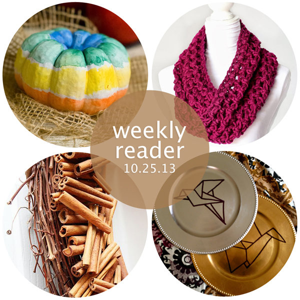 Weekly Reader 10.25.13 | Hands Occupied