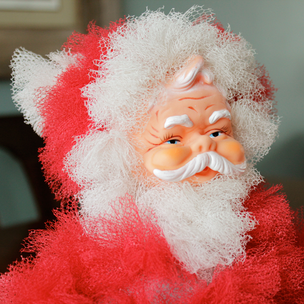 How-to: Vintage Style Santa
