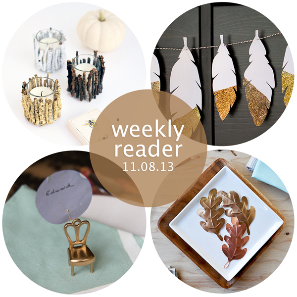 Weekly Reader 11.8.13 | Hands Occupied