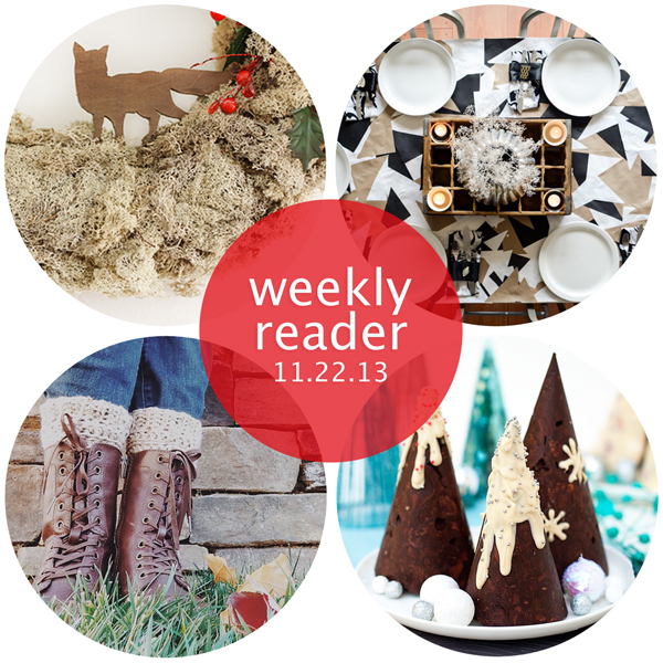 Weekly Reader 11.29.13 | Hands Occupied