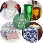 50 Great DIY Gift Ideas