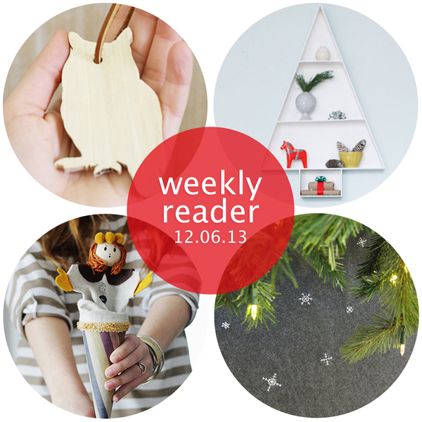 Weekly Reader 12.06.13 | Hands Occupied
