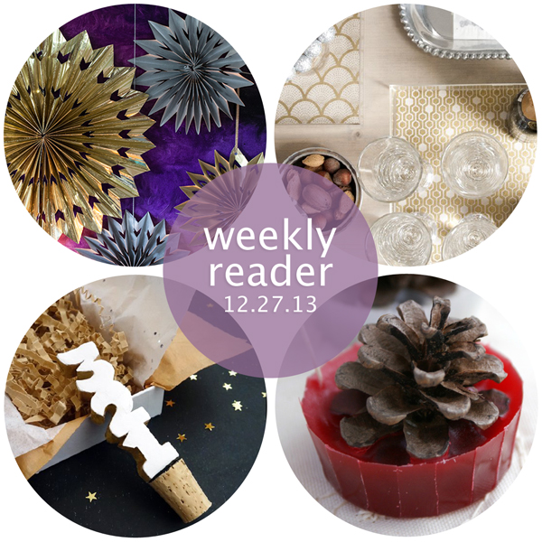 Weekly Reader 12.27.13 | Hands Occupied
