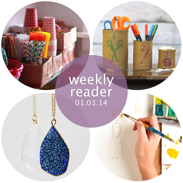 Weekly Reader 01.03.14 | Hands Occupied