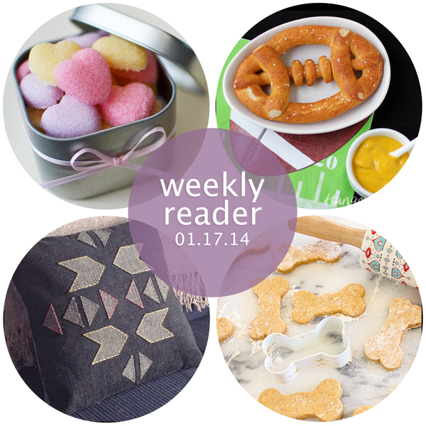 Weekly Reader 01.17.14 | Hands Occupied