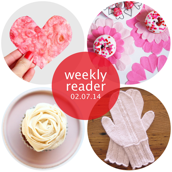 Weekly Reader 02.07.14 | Hands Occupied