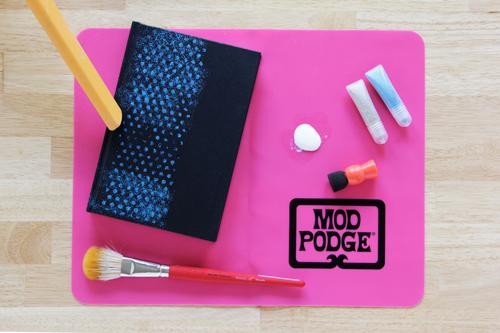 Glitter Polka Dot Notebook