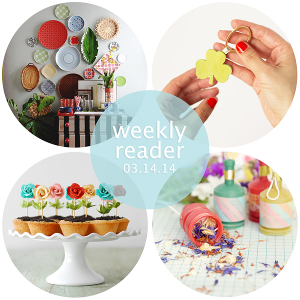 Weekly Reader 03.14.14 | Hands Occupied