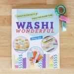 Book Review & Giveaway | Washi Wonderful