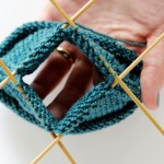 Knit Along Day 5: The Toe!
