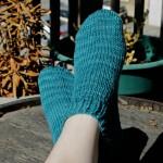 Shorty Socks / Knit Along Wrap Up