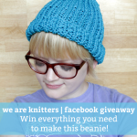 We Are Knitters – Win a Kit!