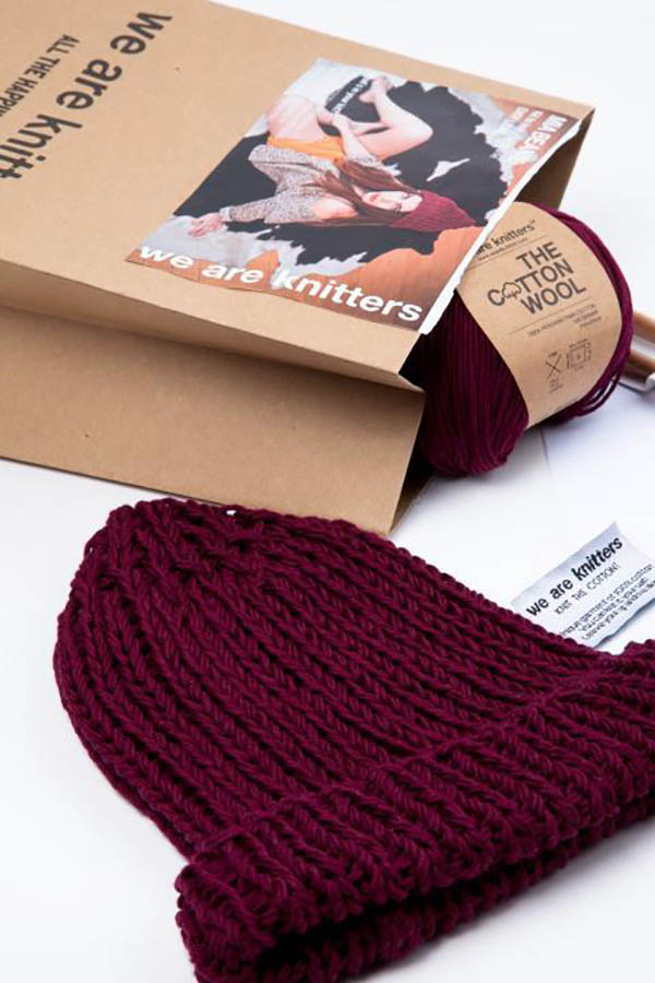 We Are Knitters Giveaway at handsoccupied.com
