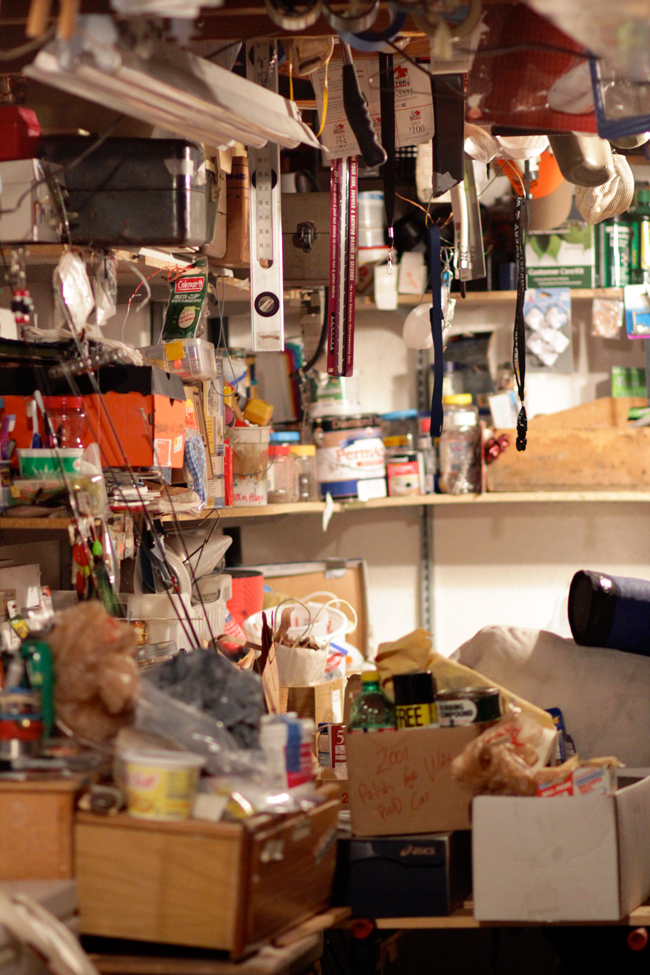 Better Living Through Handymanlyness / Creative Space Tour at handsoccupied.com