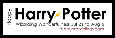 Happy Harry Potter Series at Rae Gun Ramblings