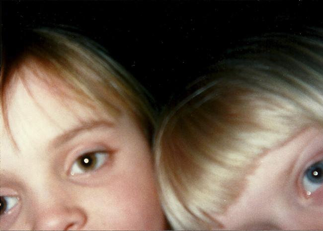 Mid-1990s Selfie at handsoccupied.com