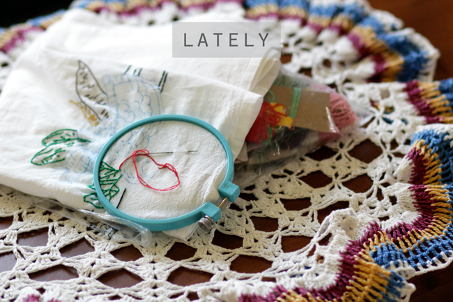 Lately | August 2014 at handsoccupied.com
