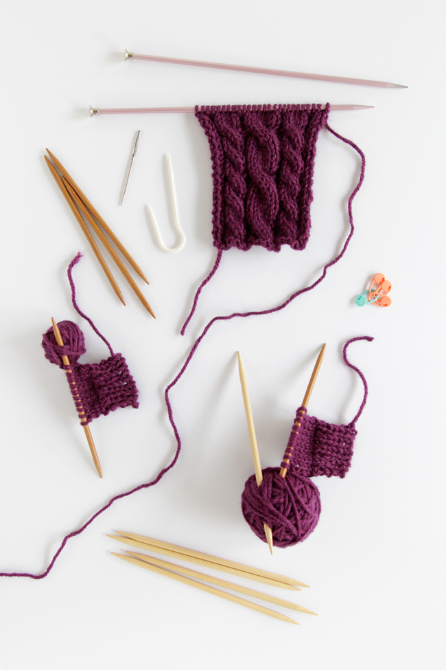 Knit Along Tips, Tricks & An Official Schedule at HandsOccupied.com