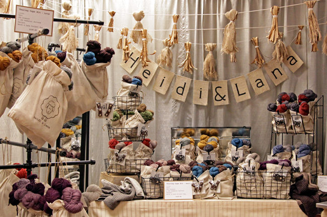Vogue Knitting Live Chicago 2014 | HandsOccupied.com