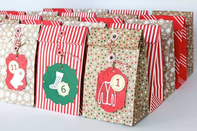 A Knitter's Advent Calendar at HandsOccupied.com
