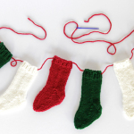 Mini Christmas Stockings Pattern