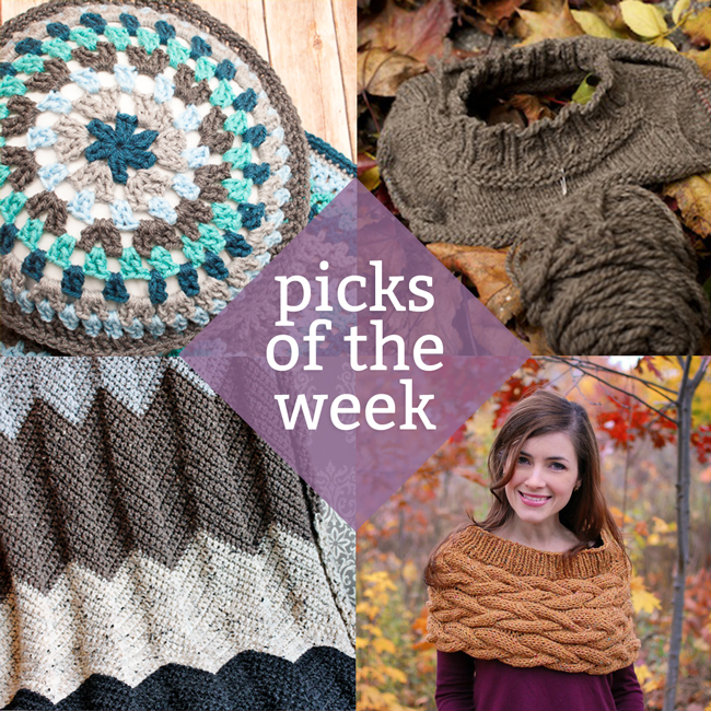 Picks of the Week for November 8, 2014 at handsoccupied.com